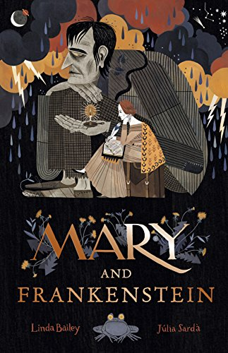 Womens Travel Sleeper (Mary and Frankenstein: The true story of Mary Shelley)