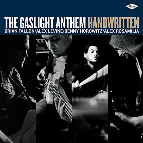 The Gaslight Anthem: Handwritten (Audio CD)
