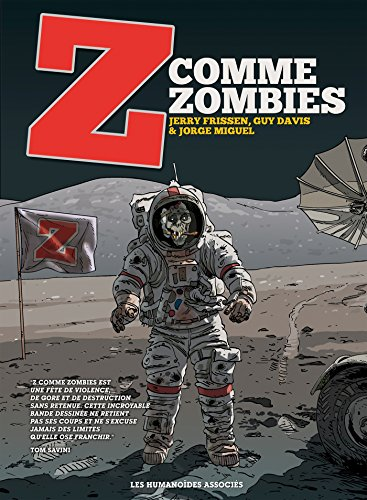 Z comme zombies - intégrale 40 ans
