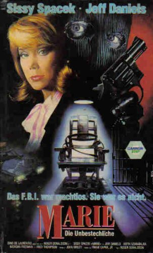 Bild von Marie - Die Unbestechliche [VHS]