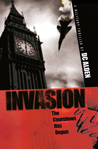 free kindle book INVASION: A Military Action Thriller