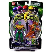 Power Ranger Mighty Morphin Green Ranger by Bandai America Incorporated