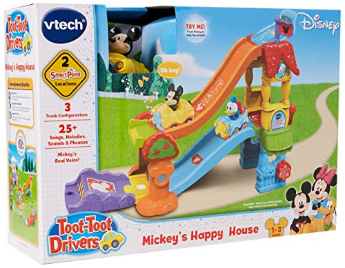 Vtech Toot-Toot Drivers� Disney Mickey's Happy House (Multi-Colour)