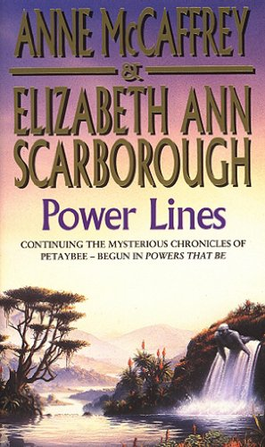 Power Lines (The Petaybee Trilogy Book 2) (English Edition) - Moon Peel
