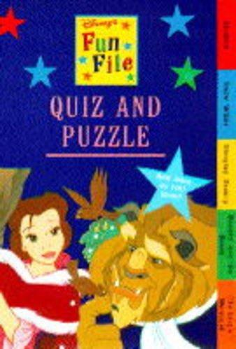 Princes and Princesses: Quiz and Puzzle Book (Disney Organiser Booklets) (Disney Princess Quiz)