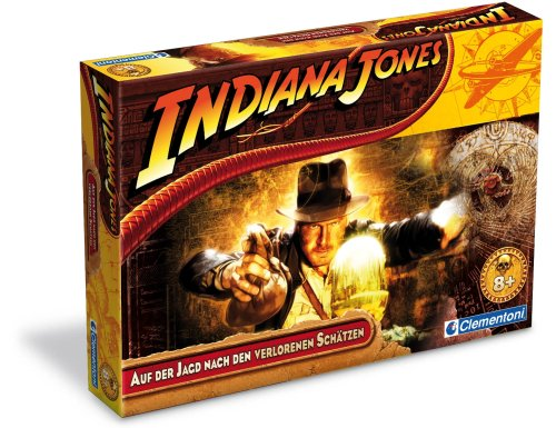 Clementoni 69659 - Indiana Jones