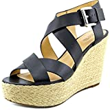 Michael Kors Michael Womens Celia Mid Wedge
