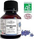 Huile végétale de Bourrache BIO - MyCosmetik - 125 ml