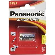 Panasonic PACR123A - Pilas (Oxyride, 3 V, 1600 mAh)