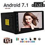 """Best Image Bluetooth Audio Receiver For Cars - Eincar 7"""" Double-Din Android 7 Car Stereo Receiver Review"""