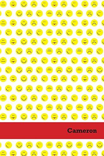 Etchbooks Cameron, Emoji, Wide Rule