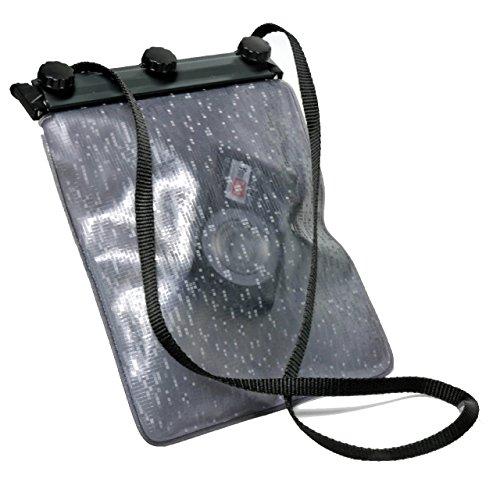 Foto Kamera Tasche Outdoor Regenschutz Größe L für Kameras Handys ipad-mini Samsung Galaxy T...