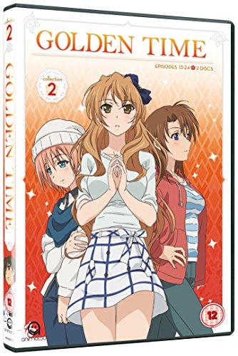Preisvergleich Produktbild Golden Time Collection 2 (Episodes 13-24) [2 DVDs] [UK Import]