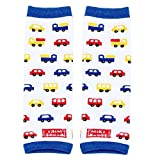 Kolylong Baby Girl lovely cartoon car/bear/flower/rabbit Kneepad Socks Leg Warmer
