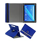 Fastway Rotating Leather Flip Case for Lenovo Tab 4 10 16 GB 10.1
