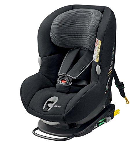Bébé Confort Siège Auto Isofix Groupe 0+/1 Milofix Black Raven