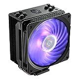 Cooler Master RR-212S-20PC-R1 Hyper 212 RGB Black Edition CPU Air Cooler 4 Direct