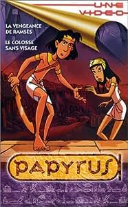 Papyrus : La Vengeance de Ramses [VHS]
