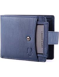 Wildhorn Wh271Gw Blue Men's Wallet