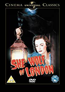 She-Wolf Of London [DVD]