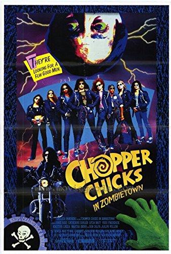 Chopper Chicks in Zombietown Movie Poster (68,58 x 101,60 cm)