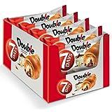 20 Packungen a 60g Crossaint 7 Days Double Vanille Kakao 1,2kg 2 Boxen