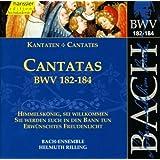 Bach, J.S.: Cantatas, Bwv 182-184