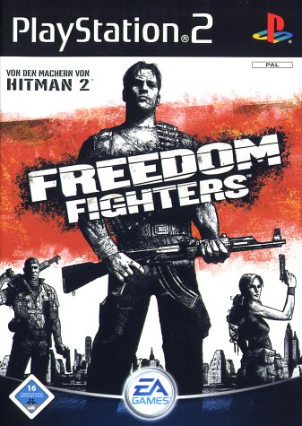 Freedom Fighters Playstation 2 Amazon De Games