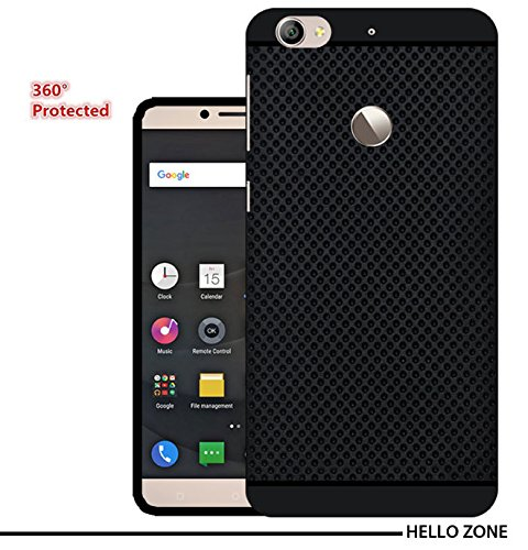 Hello Zone Exclusive Dotted Matte Finish Soft Back Case Cover...