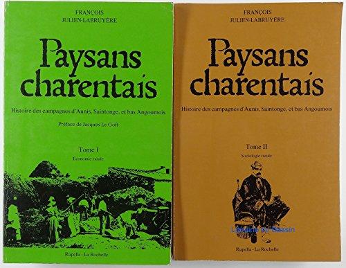 Paysans charentais par François Julien-Labruyère