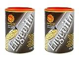 (2 PACK) - Engevita Nutritional Yeast Flake| 125 g |2 PACK - SUPER SAVER - SAVE MONEY by Marigold Health Foods Ltd
