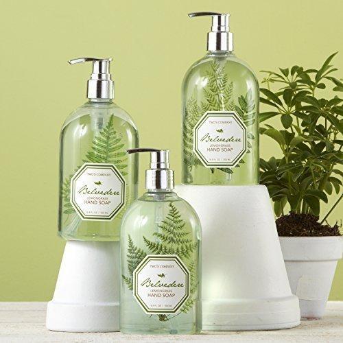 Sapone, profumo di citronella a mano, perfetto per ogni cucina o bathroom. floreale, 500 ml