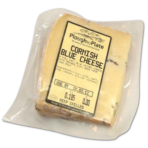 Menallack Farm Cornish Blue Cheese Test