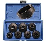 BGS 8377 Ölfilterschlüssel-Satz | Ø 24-38 mm | 7-TLG