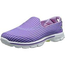 Skechers Go Walk 3, Zapatillas para Mujer