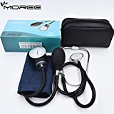 Generic Brand New Blood Pressure Monitor Meter Tonometer Cuff Stethoscope Kit Travel aneroid
