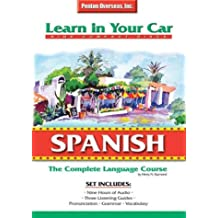 Spanish: Levels 1-3 (Learn in Your Car)