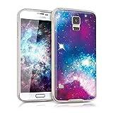 kwmobile Crystal Case Hülle für > Samsung Galaxy S5 / S5