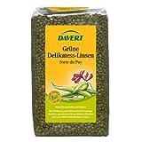Davert Bio Grüne Delikatess Linsen, 500 g