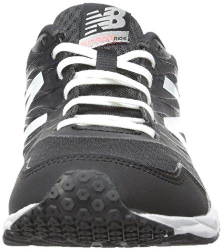 New Balance W590LG5 - Chaussures de Compétition femme Black/White