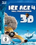 Ice Age 4 - Voll verschoben [3D Blu-ray]