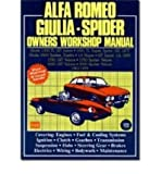 [(Alfa Romeo 1300, 1600, 1750, 2000 1962-78 Autobook: Easy to Use, Fully Illustrated, Comprehensive Guide to Repair and Maintenance)] [Author: R M Clarke] published on (April, 1989)