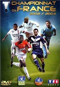 Championnat de France 2002 / 2003
