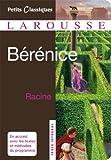 Bérénice (Petits Classiques