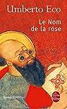 Le Nom de la rose par Eco