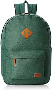 DURAPACK Vintage 22 Ltrs Green Casual Backpack (V1GN)