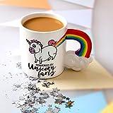 BigMouth BMMU-0005 Multicolore, Bianco Caffè 1pezzo(i) tazza