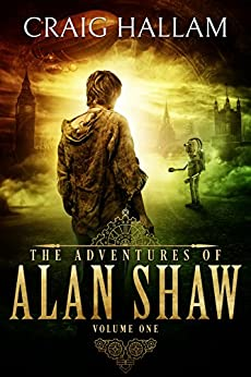 The Adventures of Alan Shaw by [Hallam, Craig]