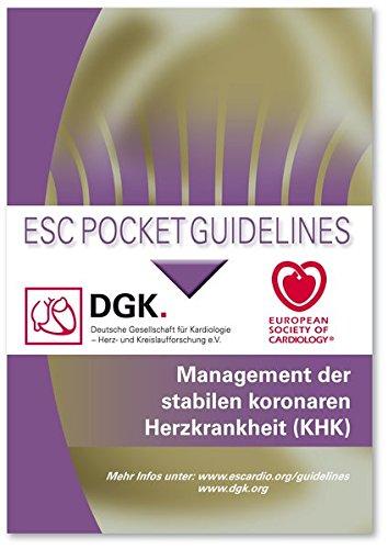 Management der stabilen koronaren Herzkrankheit (KHK) (Pocket-Leitlinien)