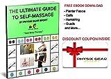 Physix Gear Sport Muskel Massageroller Pro, Tool für Schmerzende, Angespannte Muskeln, Krämpfe & Knoten. Massage Roller Muskel Rolle Massagerolle. GRATIS EBOOK Test